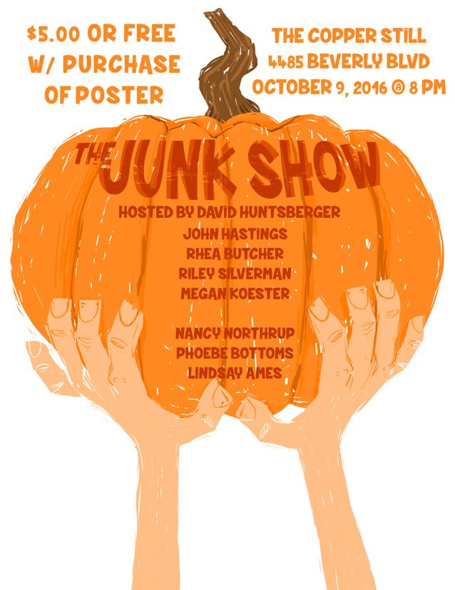 Junk Show Sept 2016